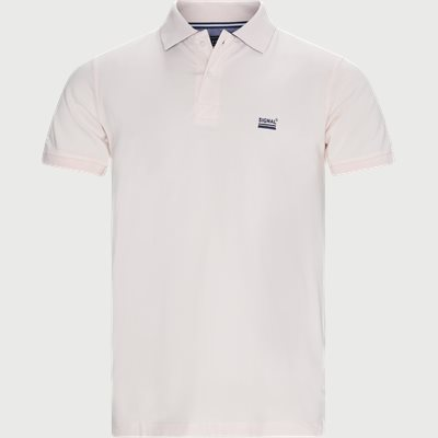 Nors KM Polo T-shirt Regular | Nors KM Polo T-shirt | Pink